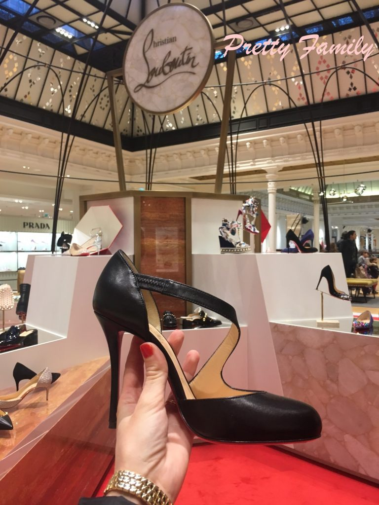 DECALCOCO LOUBOUTIN