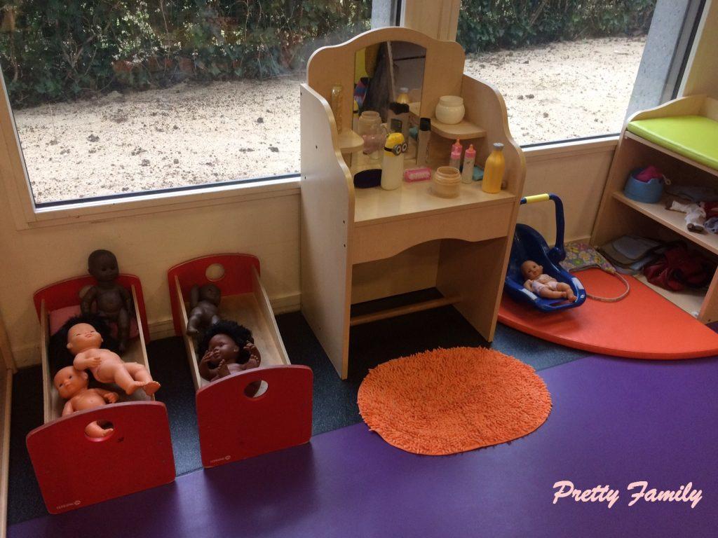 Beliebt Une matinée à la crèche - Pretty Family RA09