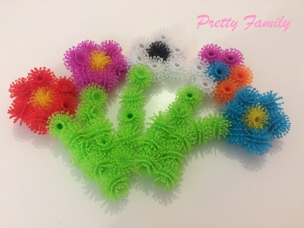 fleurs bunchems