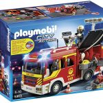 fourgon pompiers