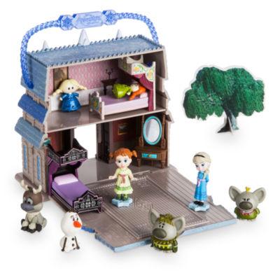 jeu miniature elsa