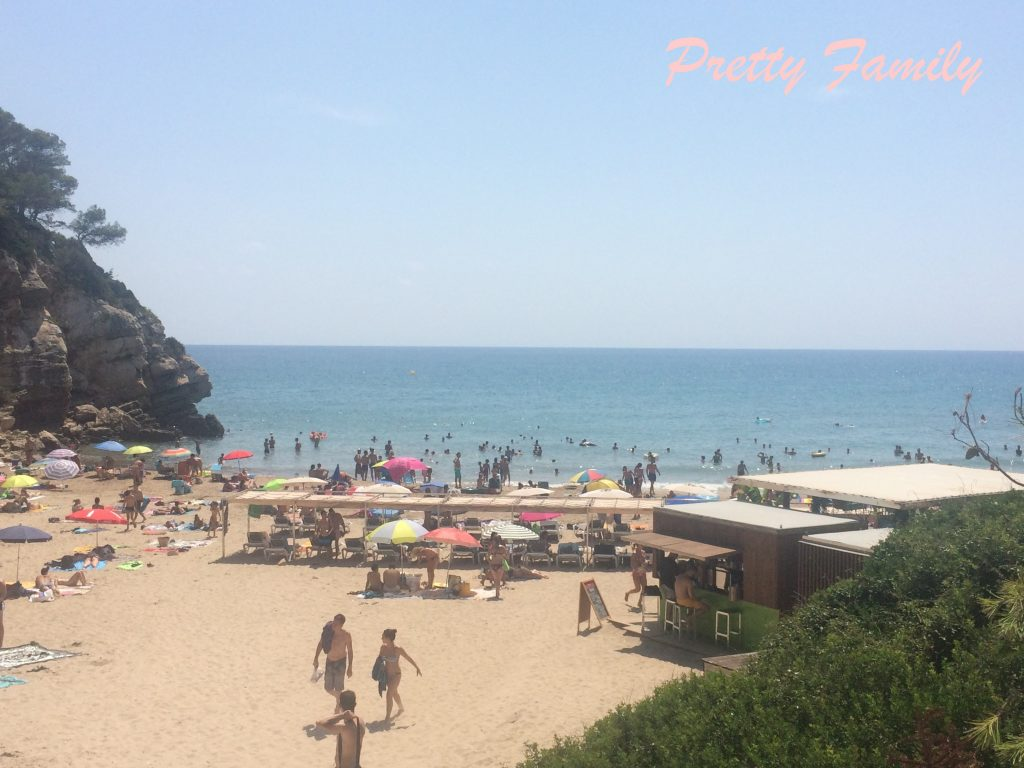 plage salou