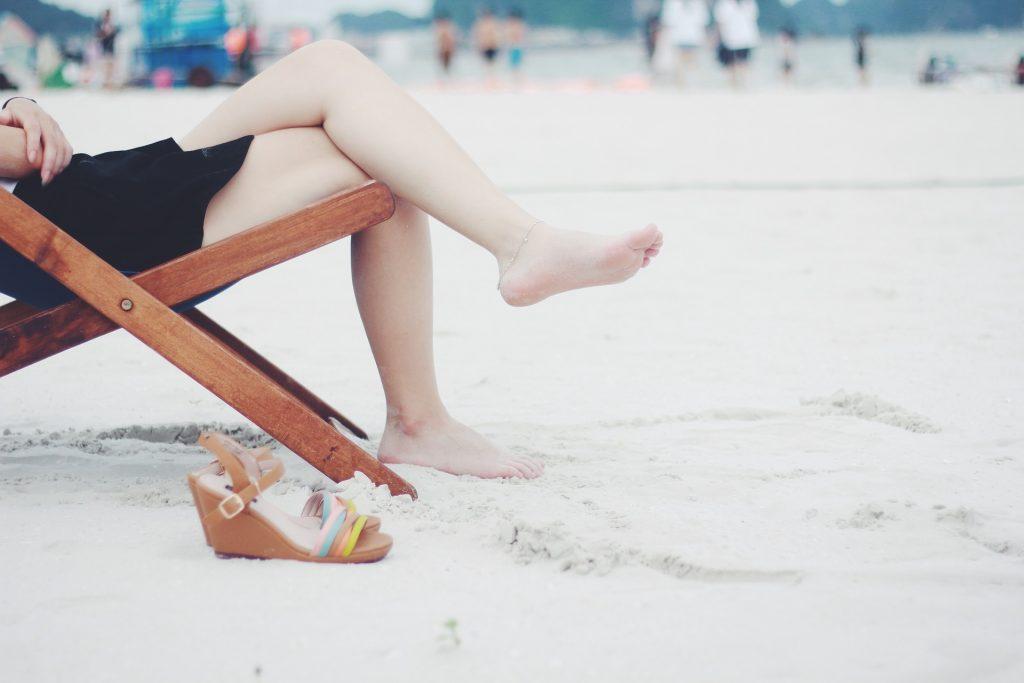 sandales été 2018